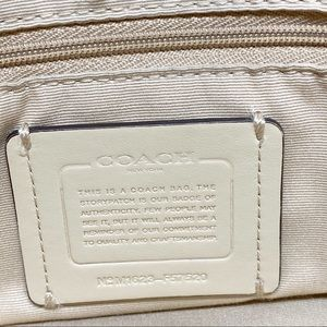 Coach Bags - COACH Christie Carryall Leather Bag
